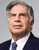 Mr Ratan Tata Chairman, Tata Trusts