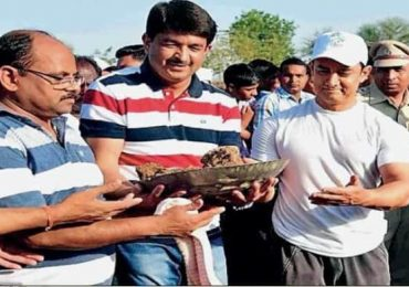 आमिर खान आला तेव्हाची गोष्ट